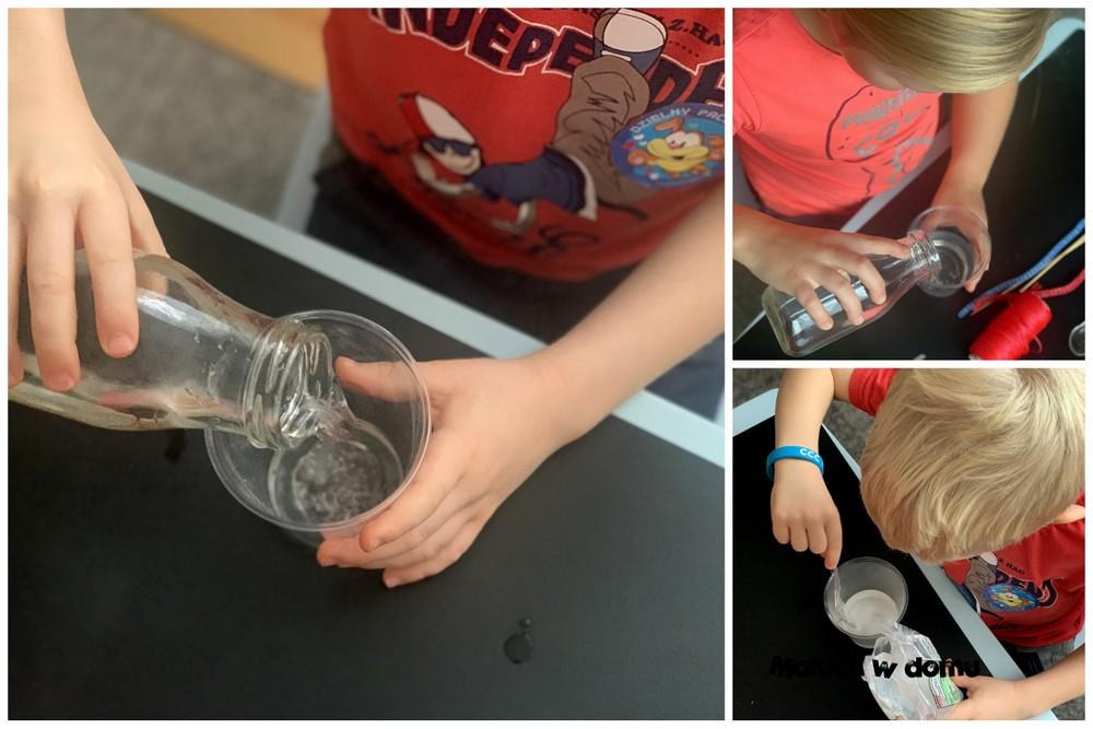 Jak zrobić kryształki soli