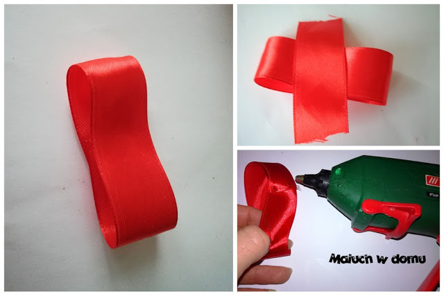 DIY: Kartka handmade z bombką