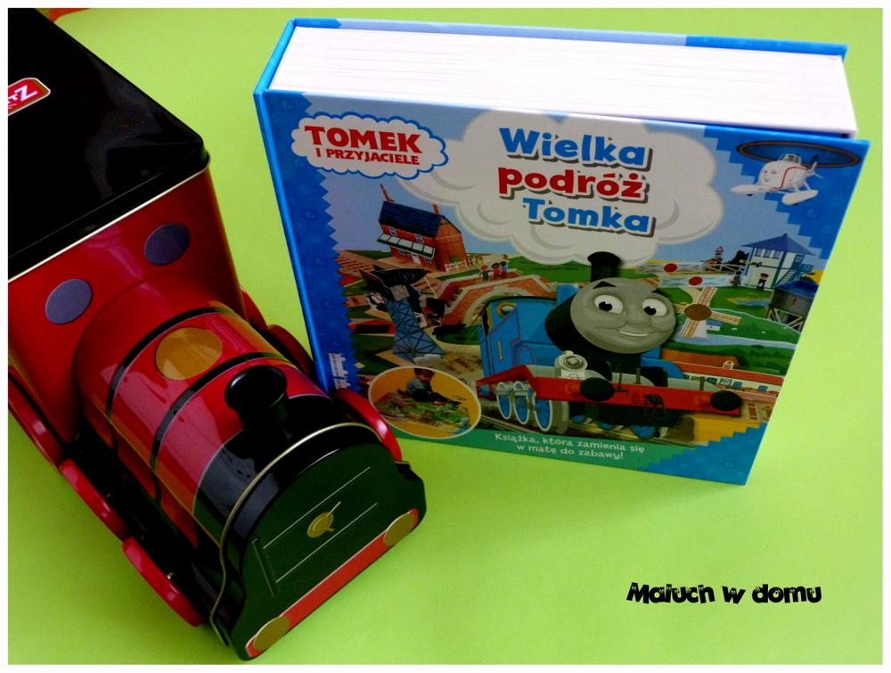 Tomek i przyjaciele. Wielka podróż Tomka