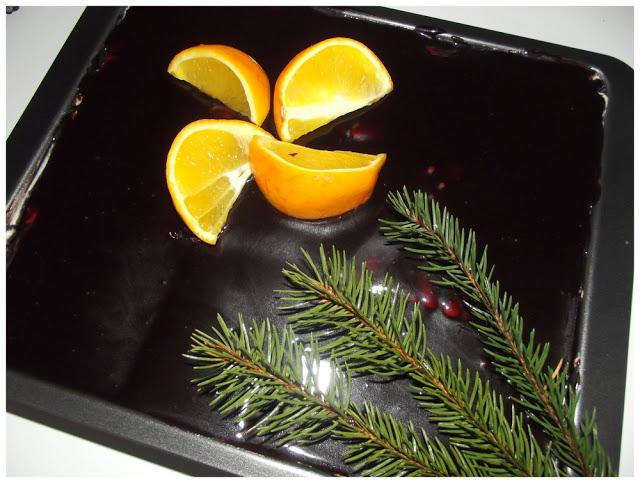 Przepis na pomarańczowiec