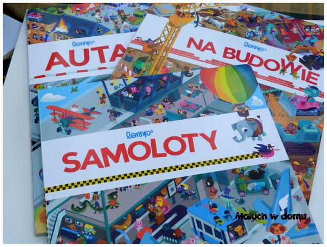 "Stephan Lomp - ""Auta"",""Samoloty"", ""Na budowie"""