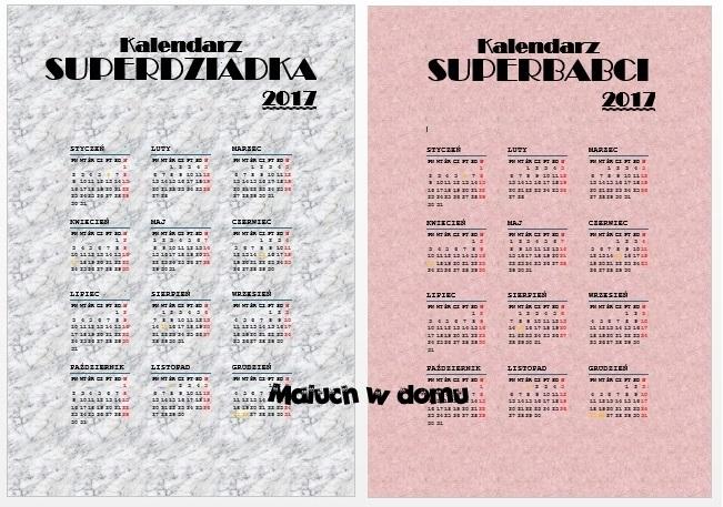 Kalendarze do pobrania