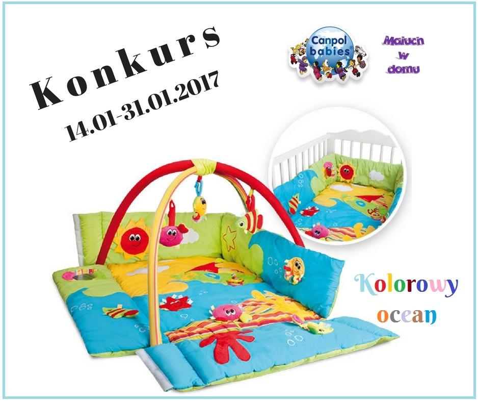 Canpol Babies - Kolorowy ocean