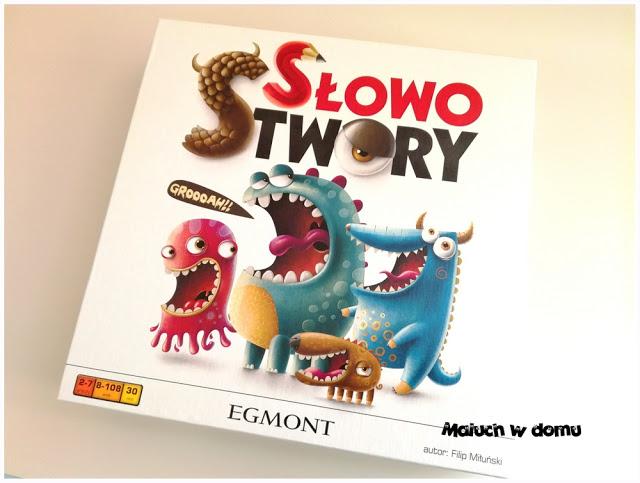 Gra SłowoStwory