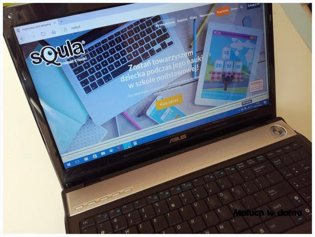 Squla - edukacja na komputerze, smartfonie, tablecie