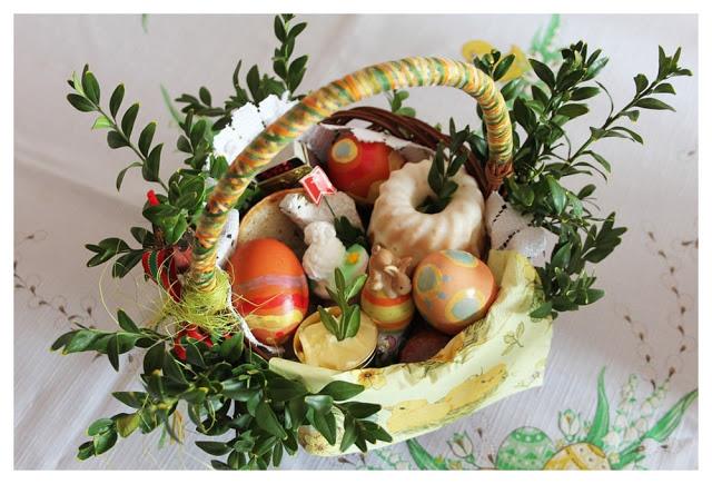 Co warto zrobić z dzieckiem na Wielkanoc - święconka
