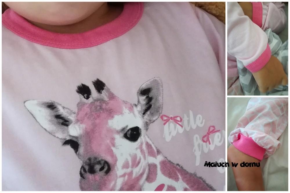 Piżamka dla przedszkolaka