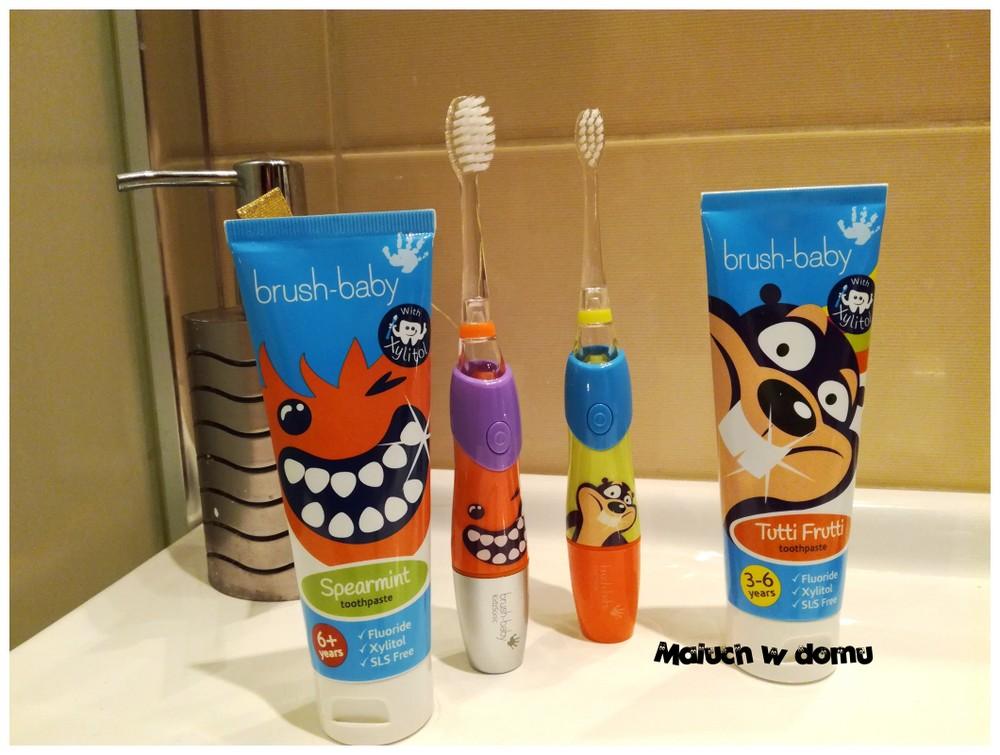 Zdrowie i higiena jamy ustnej dziecka