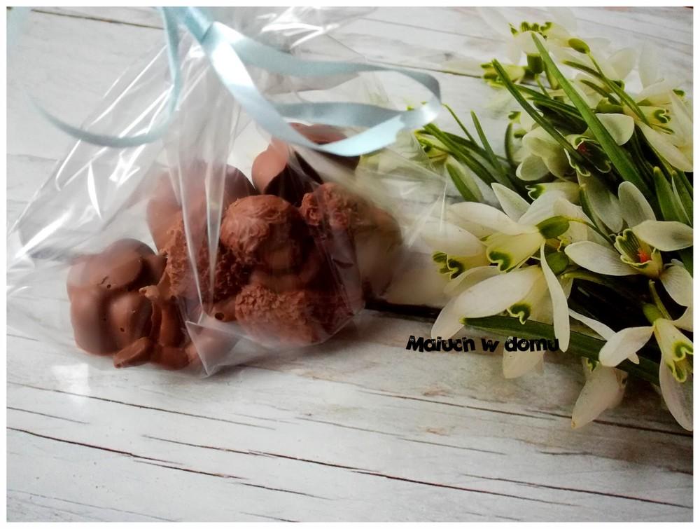 5 sposobów wykorzystania silikonowych foremek: czekoladki