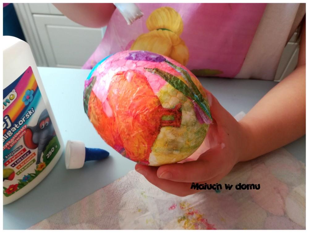 Jak ozdobić jajka styropianowe?