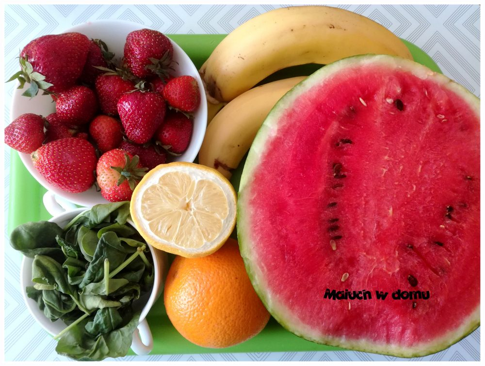 Owoce idealne do zrobienia lodów