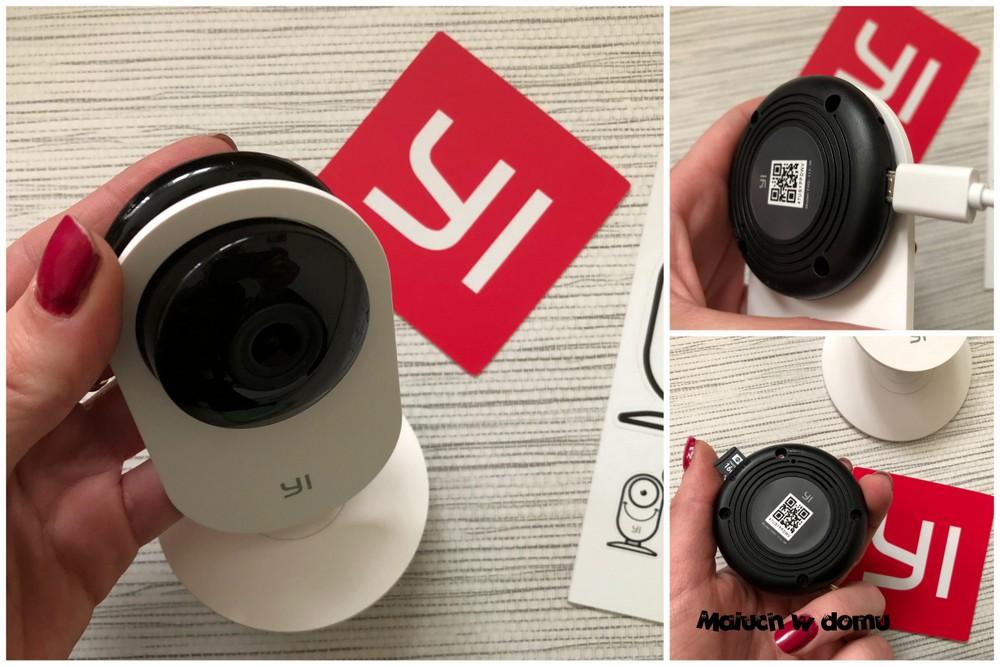 Kamerka domowa YI Home Camera