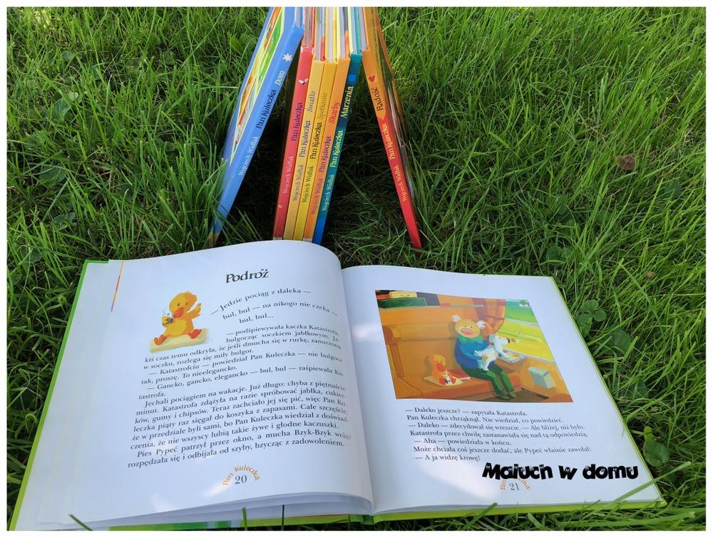 Opowiadania Pan Kuleczka - seria dla dzieci