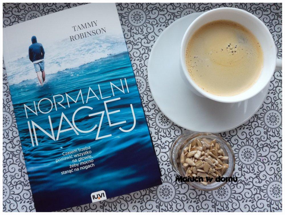 Premiery książkowe Normalni inaczej Tammy Robinson