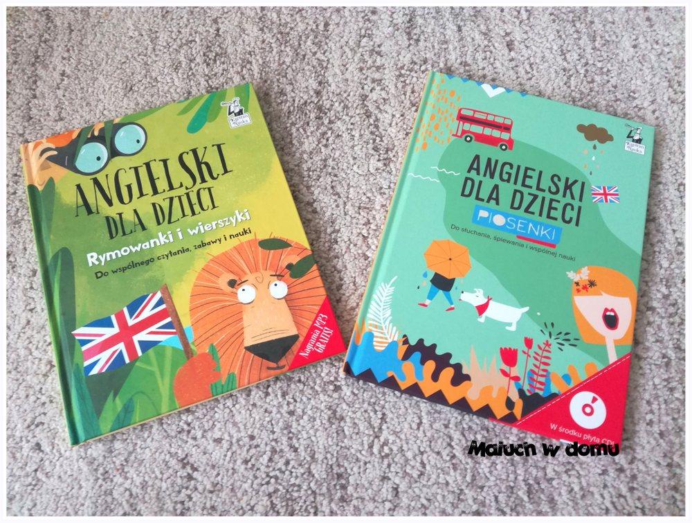 Piosenki i wierszyki angielskie dla dzieci