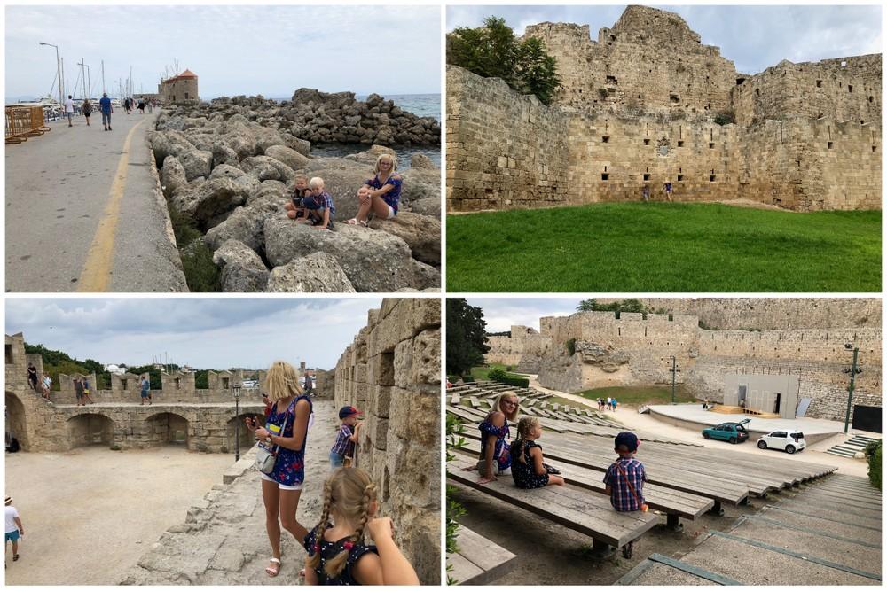 Rodos - stolica wyspy