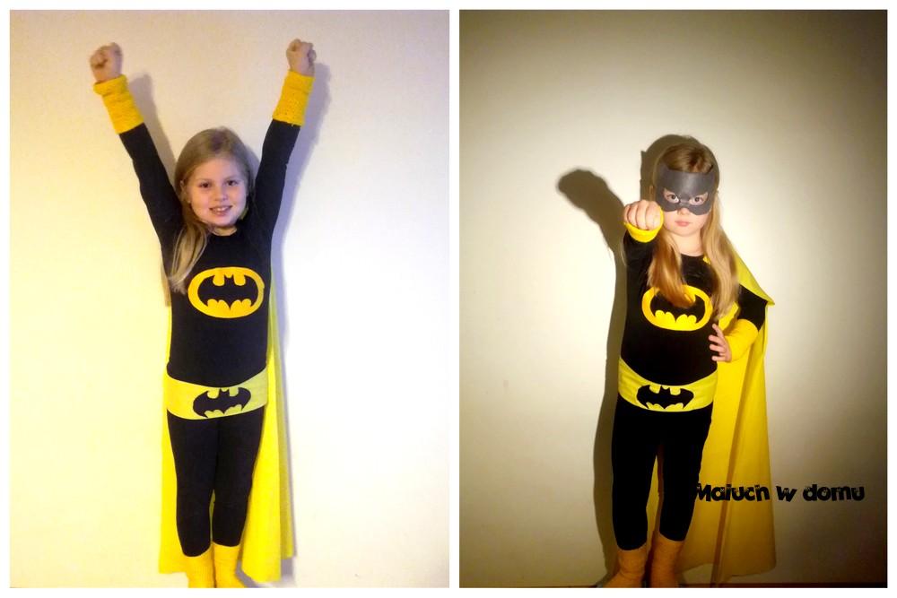 Strój Batgirl