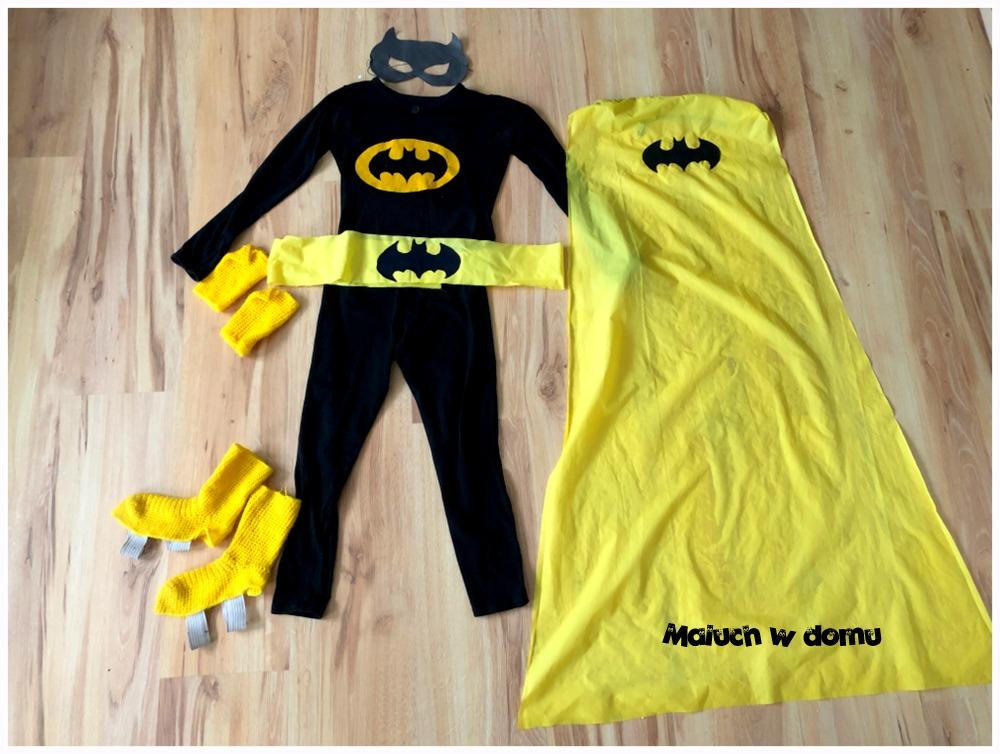 Strój Batwoman dla dziewczynki