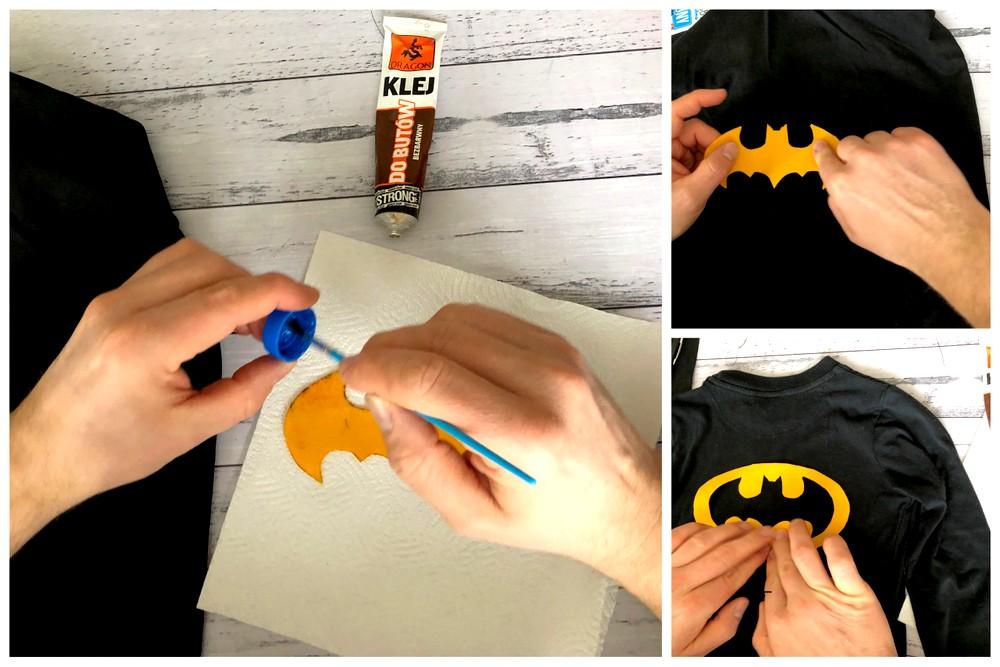 Jak zrobić strój Batmana dla dziecka?