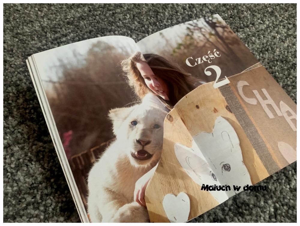 Mia i biały lew - historia niezwykłej przyjaźni