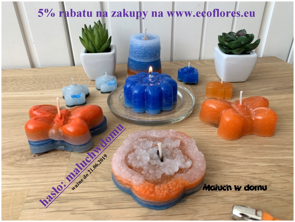 Rabat na zakupy w ecoflores.eu