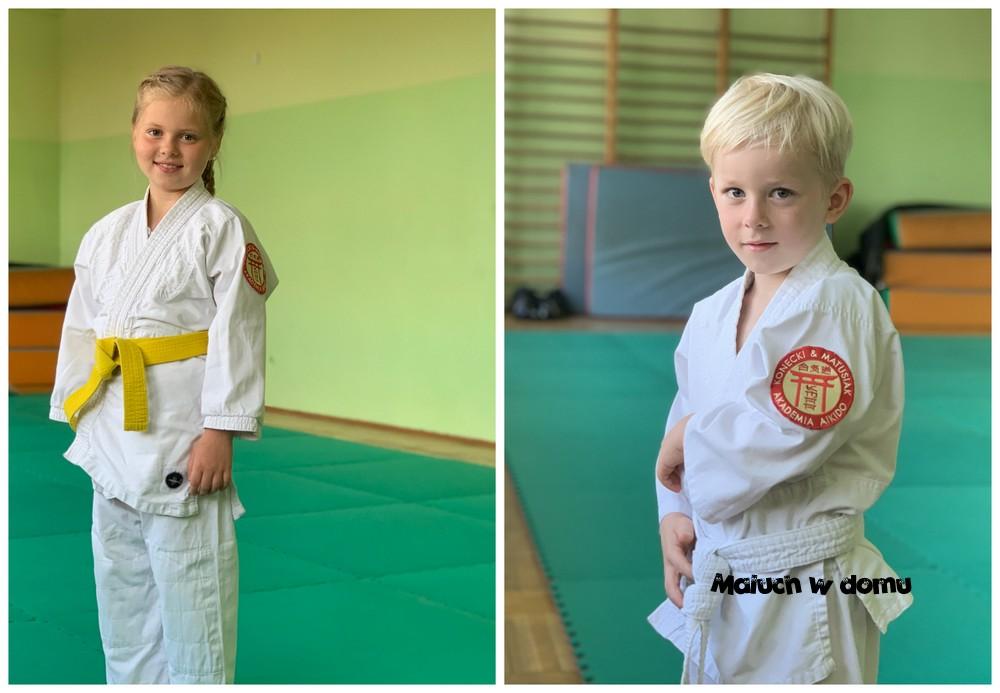 Zajęcia dla dzieci - aikido