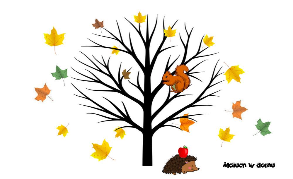 Znajdź różnice - jesień