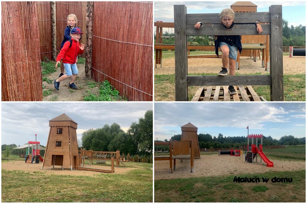 Atrakcje dla dzieci w Parku Dzieje