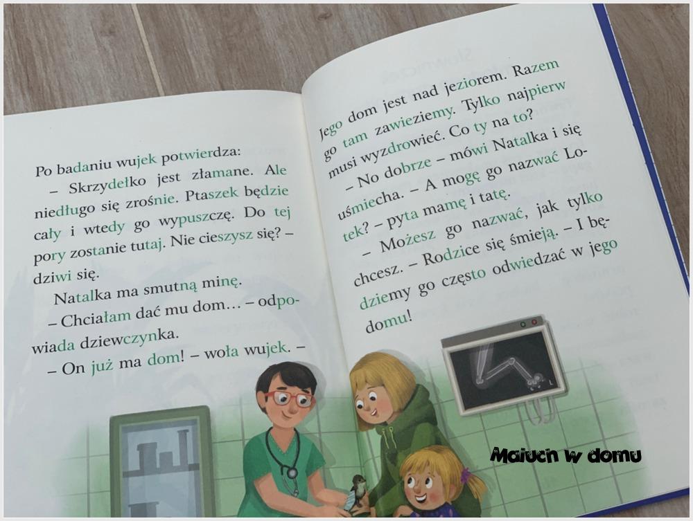 """Zielona Sowa: """"Już czytam sylabami"""""""