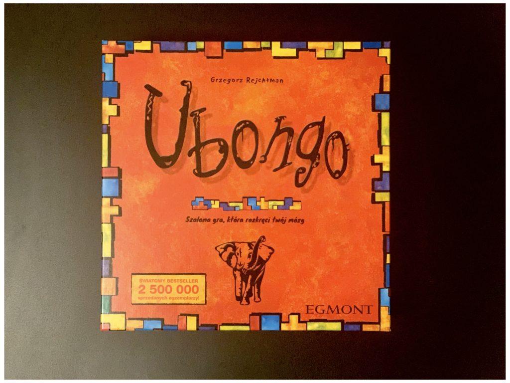 Ubongo - rozrywka dla całej rodziny