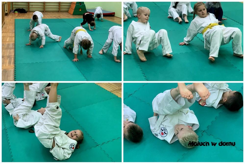 Aikido - ćwiczenia ogólnorozwojowe