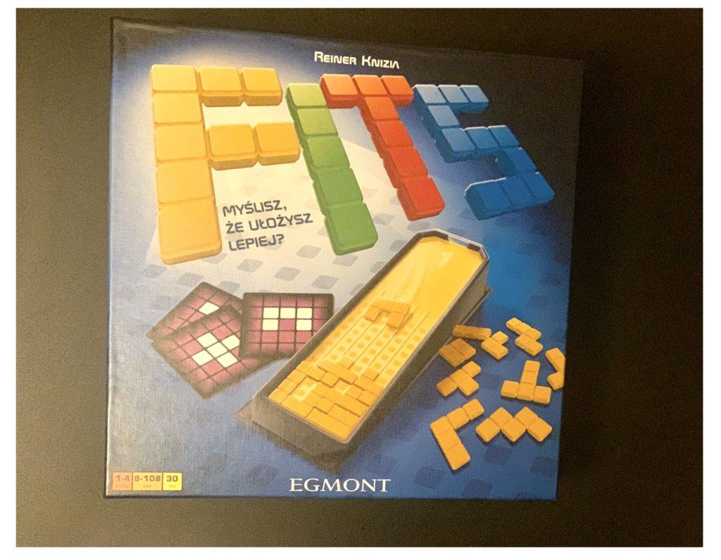 Fits - planszowy tetris
