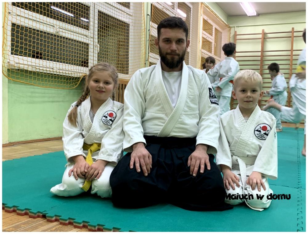 Akademia Aikido Matusiak dla dzieci