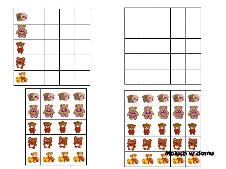 Sudoku 5x5 z misiami