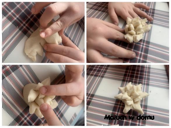 Jak zrobić kwiaty z masy solnej