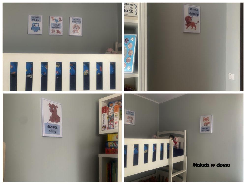 Plakaty do dziecięcego pokoju