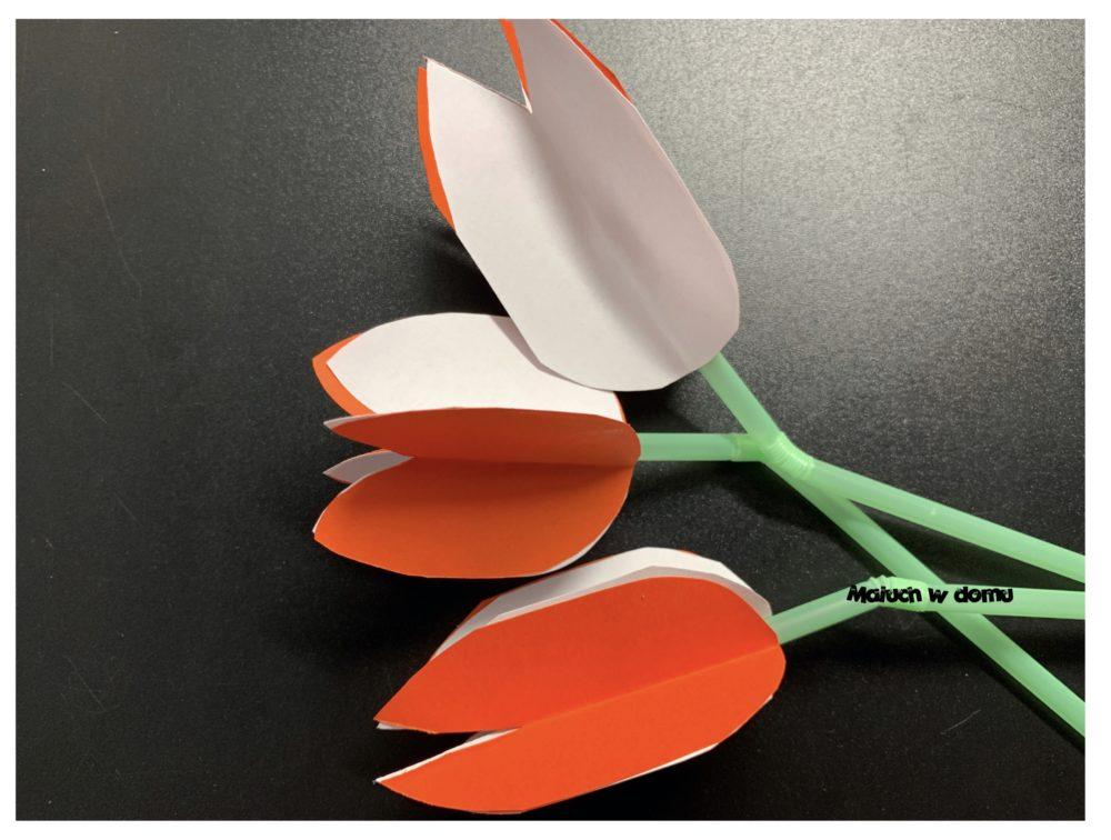 Tulipany dla dzieci
