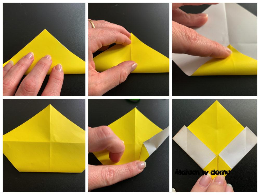 Jak zrobić osę origami