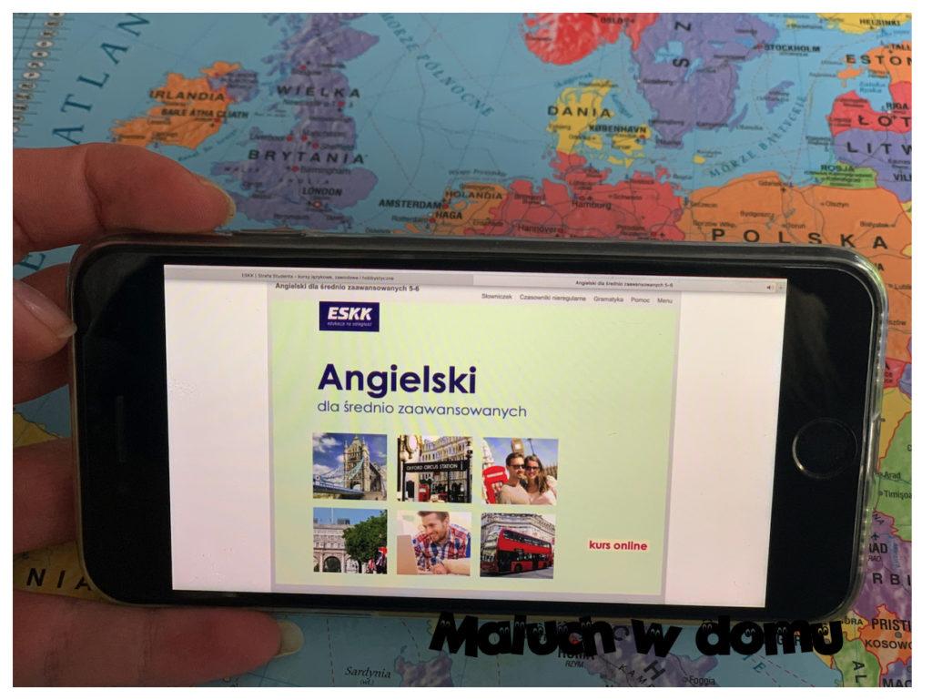 Kurs angielskiego ESKK online