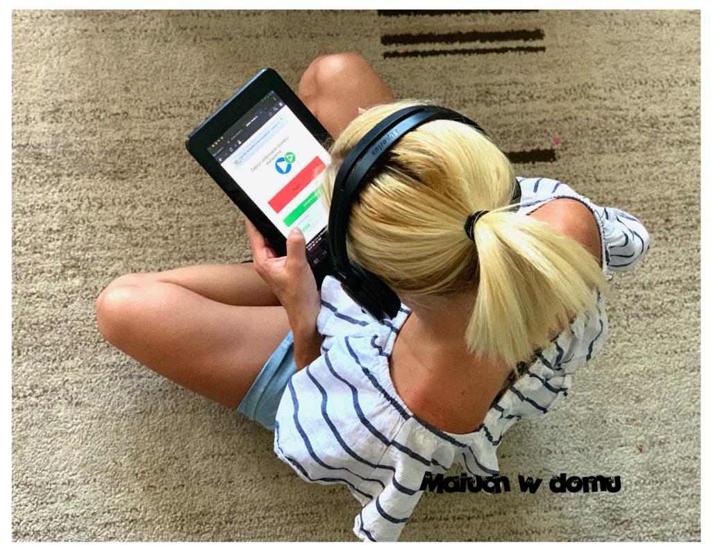 Zadania słuchowe - kurs angielskiego ESKK online