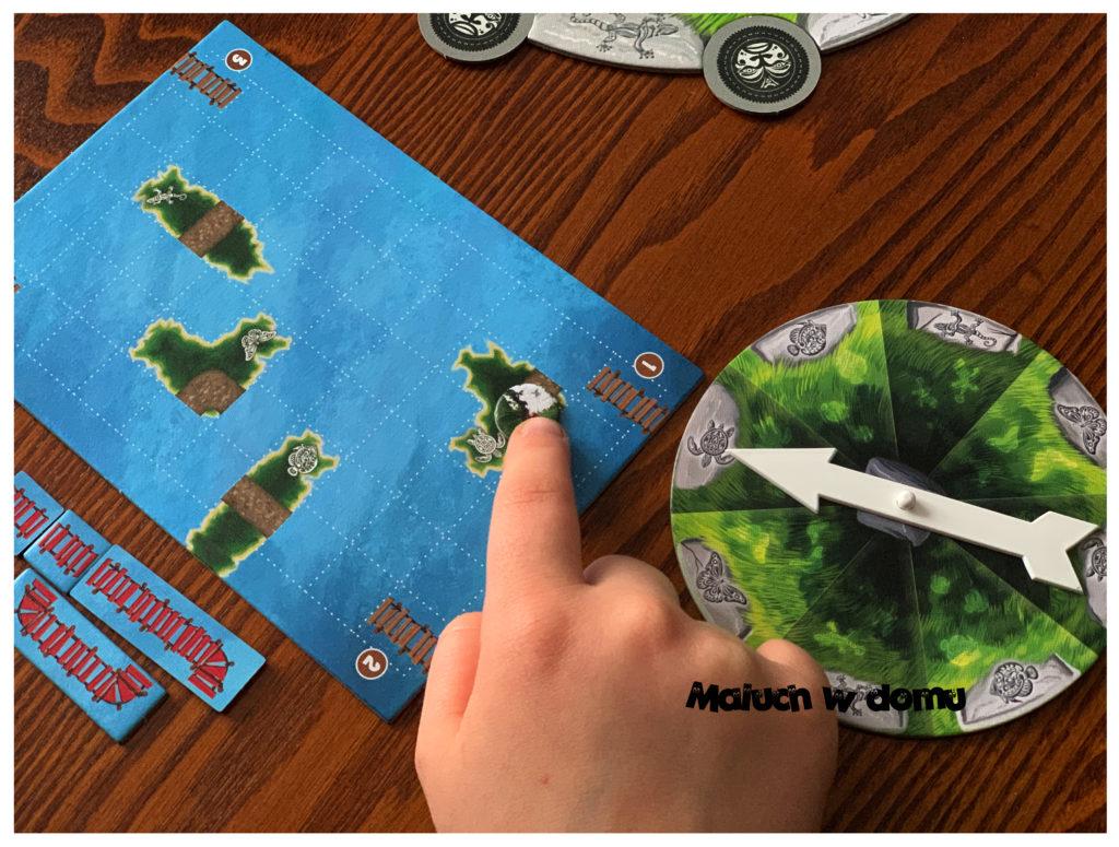 Gra logiczna dla całej rodziny. Papua z wyspy na wyspę