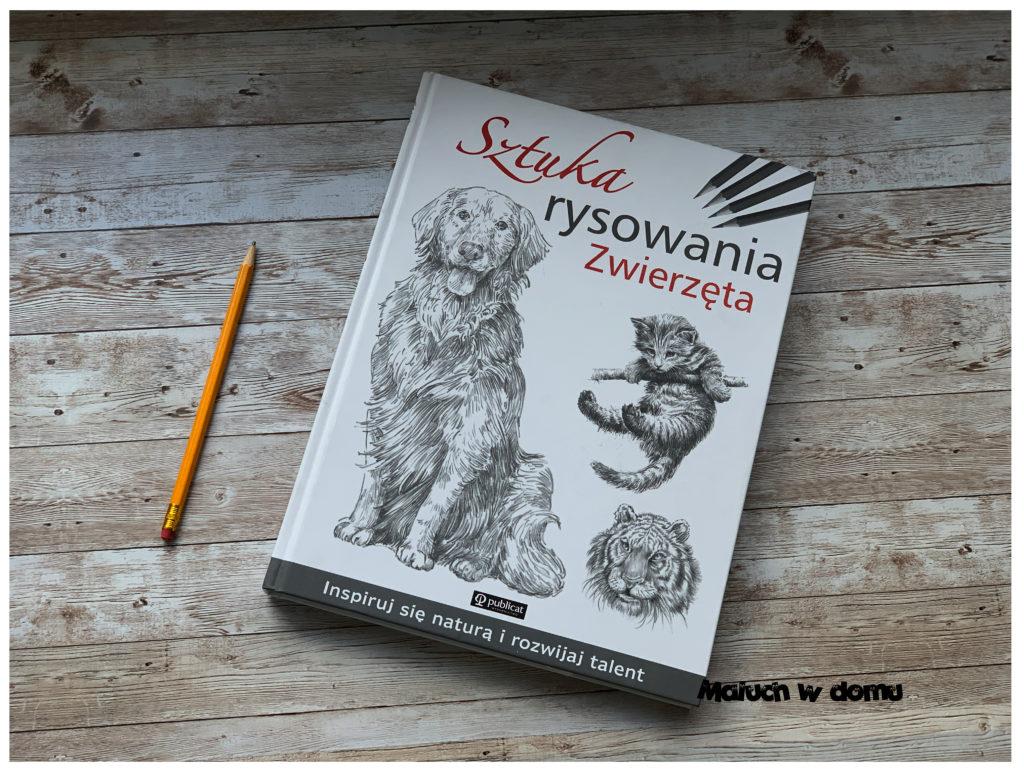 Nauka rysowania zwierząt