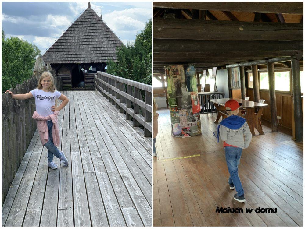 Historia Muzeum Pierwszych Piastów na Lednicy - - gdzie zabrać dzieci na wycieczkę w okolicach Poznania